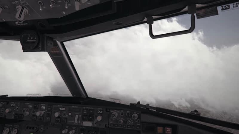 cockpit intéreur